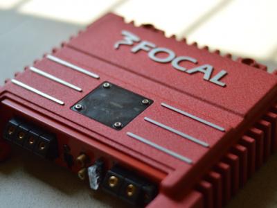 Цифровой усилитель – Focal Solid 2 Red