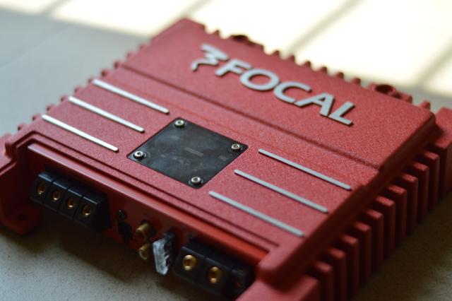 Цифровой усилитель — Focal Solid 2 Red