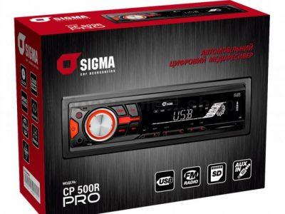 Автомагнитола Sigma CP-500 PRO
