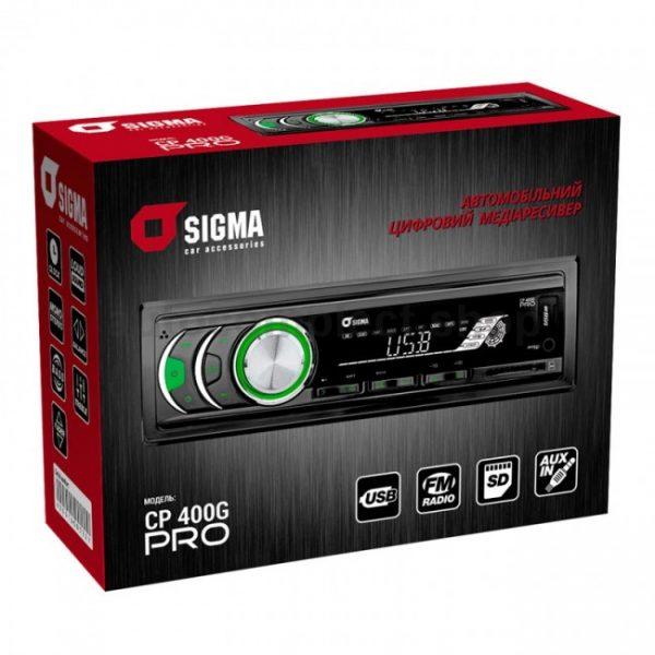 Бюджетная магнитола Sigma СP-400