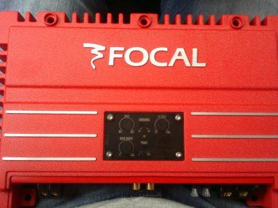Цифровой усилитель – Focal Solid 1 Red