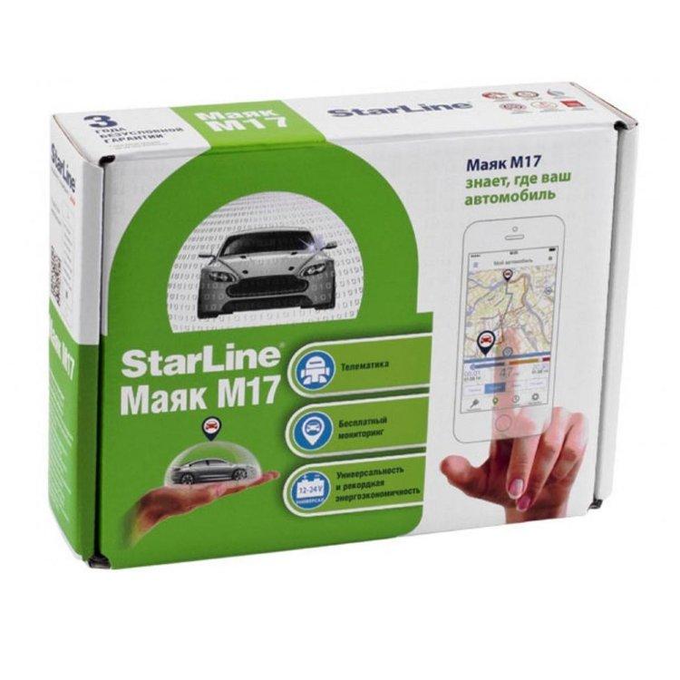 GPS трекер Starline M17