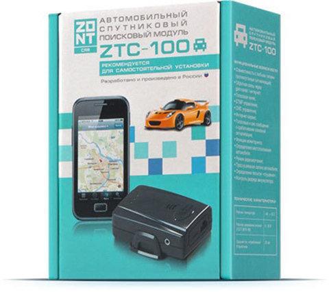 Спутниковый трекер с микрофоном ZONT ZTC-100