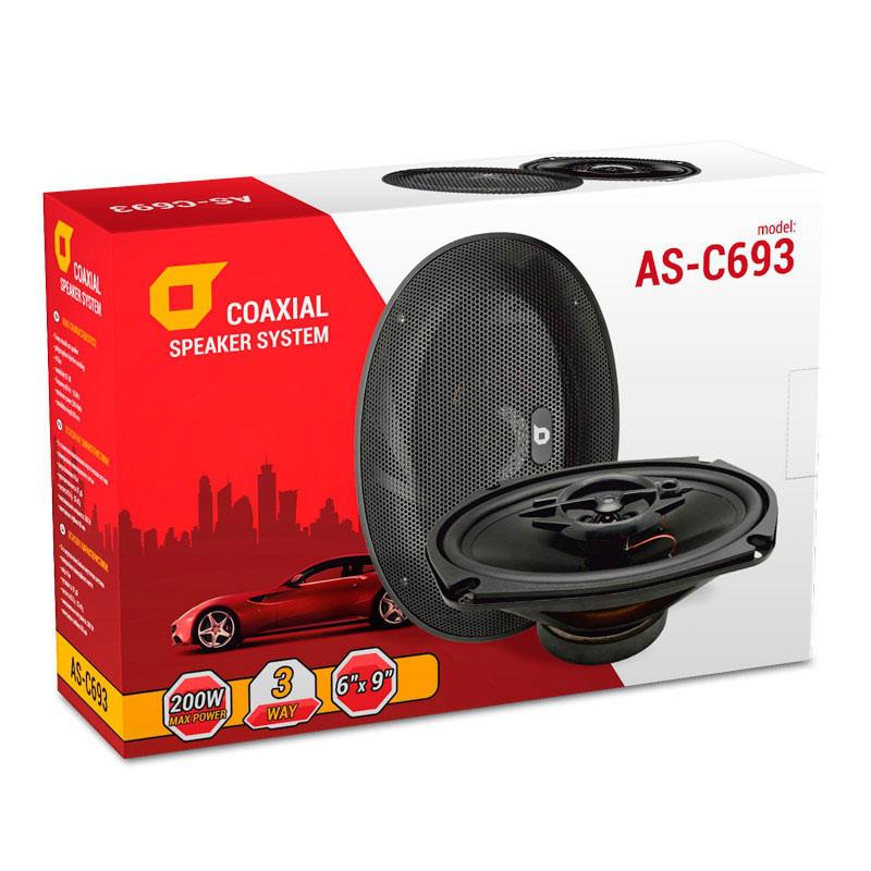 Коаксиальная акустическая система Sigma AS-C693