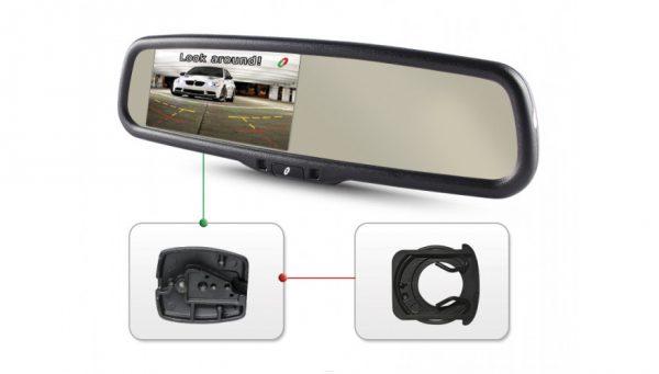 Зеркало заднего вида с автозатемнением Gazer MU700