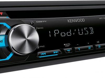 Автомагнитола Kenwood KDC-4757SD