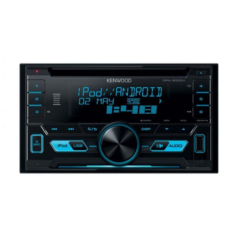 Автомагнитола Kenwood DPX-5000BT