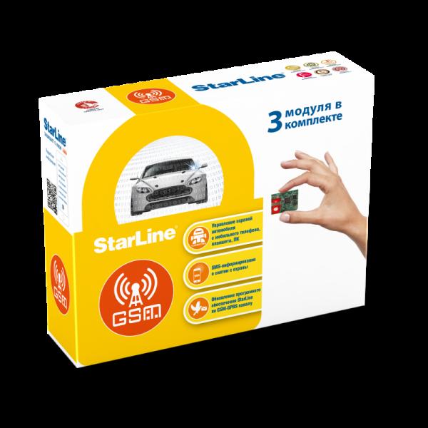 GSM модуль для сигнализации Старлайн
