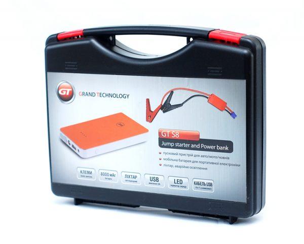 Пуско-зарядное устройство GT S8