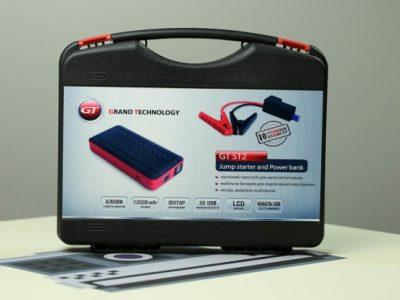 Пуско-зарядное устройство GT S12