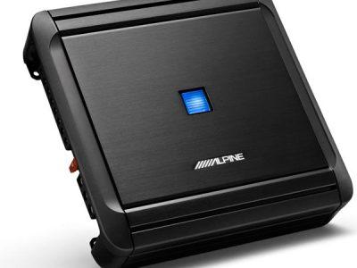 Цифровой усилитель – Alpine MRV-M500