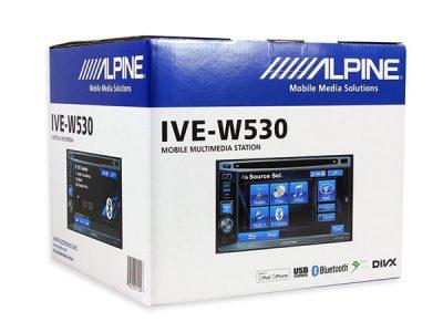 Автомагнитола Mobile Media Alpine IVE-W530E