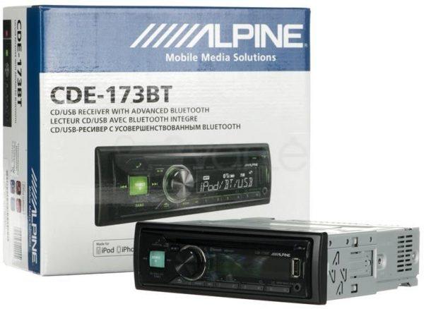 Alpine CDE-173BT