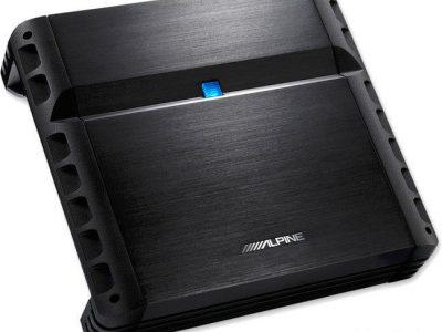 Цифровой усилитель – Alpine PMX-F640