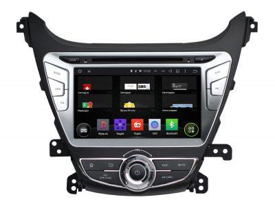 Штатная магнитола Hyundai Elantra 2014-2015 INCar AHR-2464