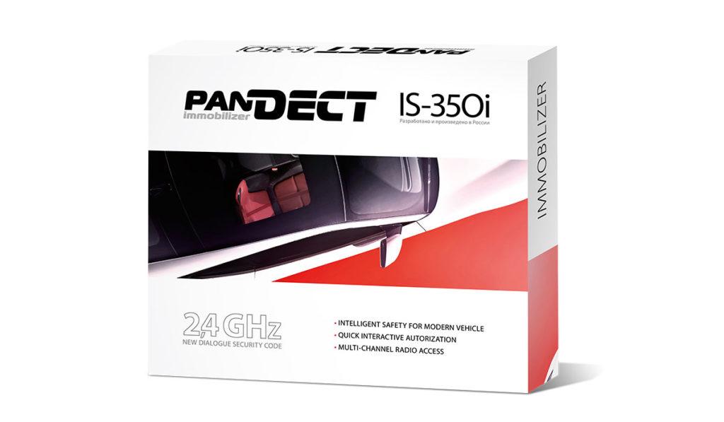 Иммобилайзер Pandora IS-350i /иммобилайзер Пандора ИС350