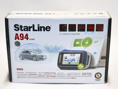 Автосигнализация StarLine B94 / Сигнализация Старлайн B94