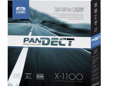 Мотосигнализация Pandora X1100 / Мотосигнализация Пандора X1100