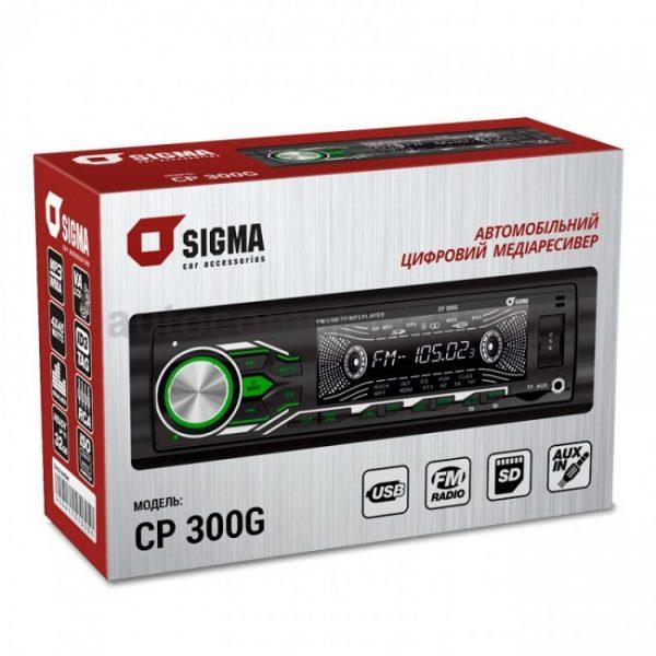 Магнитола Sigma CP-300