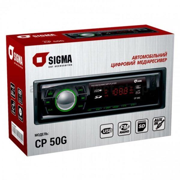 Автомагнитола Sigma CP-50