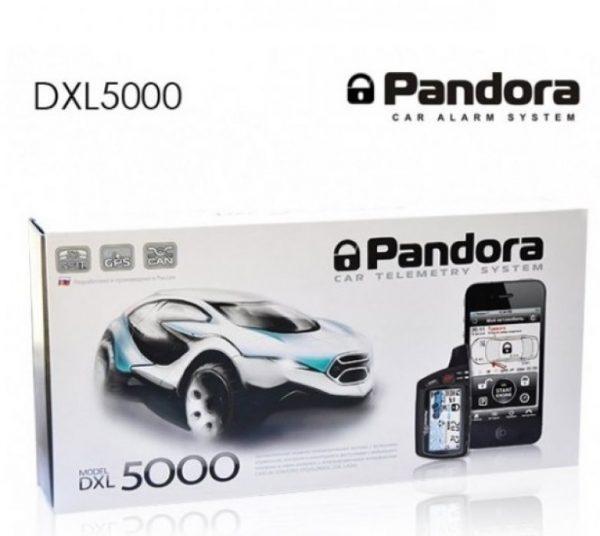 Автосигнализация Pandora DXL 5000 L