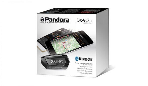 Автосигнализация Pandora DX90 / Сигнализация Пандора ДХ90