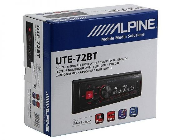 Alpine UTE-72BT