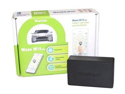 GPS маяк Starline M15 eco