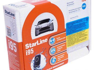 Иммобилайзер Starline i95 LUX / Иммобилайзер Старлайн и95 люкс Главная