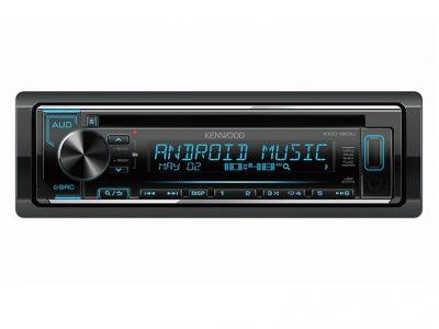 Автомагнитола Kenwood KDC-120UB 1din cd