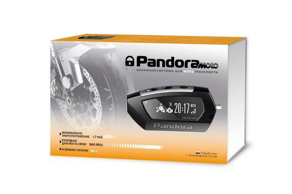 Мотосигнализация Pandora MOTO DX42