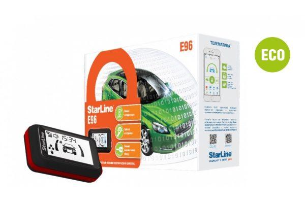 Автосигнализация StarLine E66 eco/ сигнализация старлайн Е66 еко