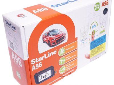Автосигнализация StarLine AS96