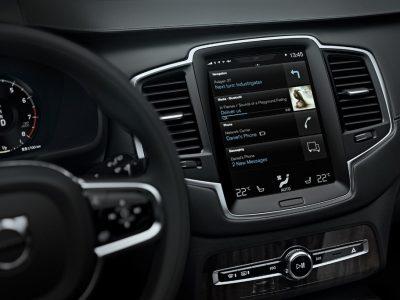 Мультимедийный интерфейс с андроид для Volvo XC90, Volvo S90