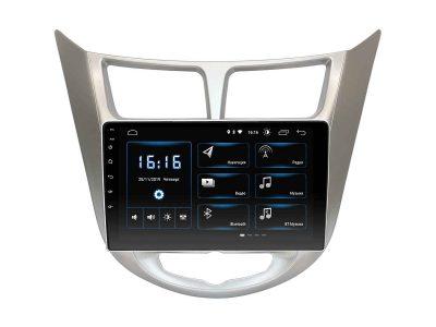 Штатная магнитола Hyundai Accent 2011+ (XTA-9301) INCar
