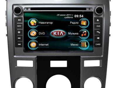 Штатная магнитола Kia Cerato 2009-2012 Road Rover