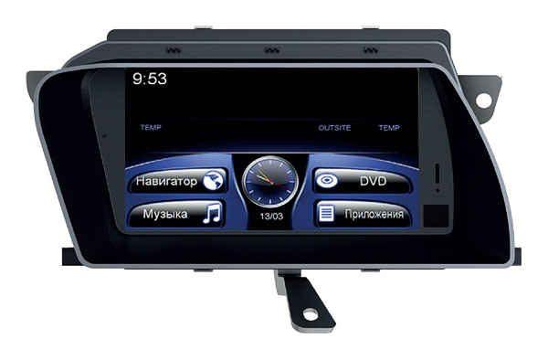 Штатная магнитола Lexus RX270 Road Rover