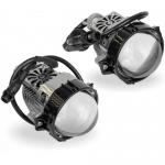 Автомобильные линзы AMS Bi-LED i1 2.5″ H7/H4