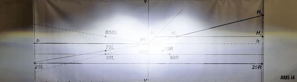"""СВЕТОДИОДНЫЕ ЛИНЗЫ AMS BI-LED I4 3"""" Автомобильные линзы AMS Bi-LED i4 3″"""