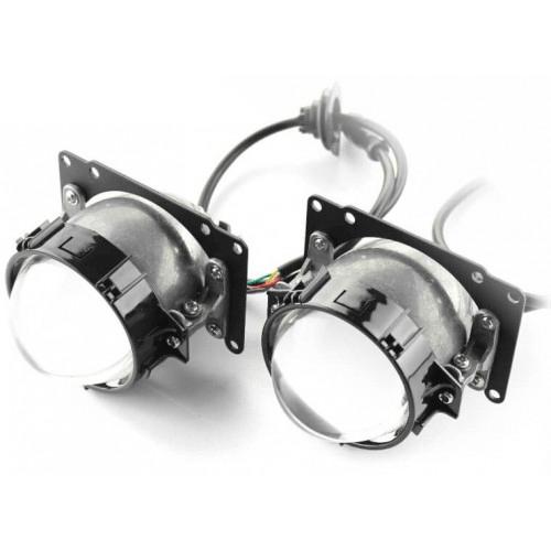 """Автомобильные линзы AMS Bi-LED i2 2.8"""" Автомобильные линзы AMS Bi-LED i2 2.8″"""
