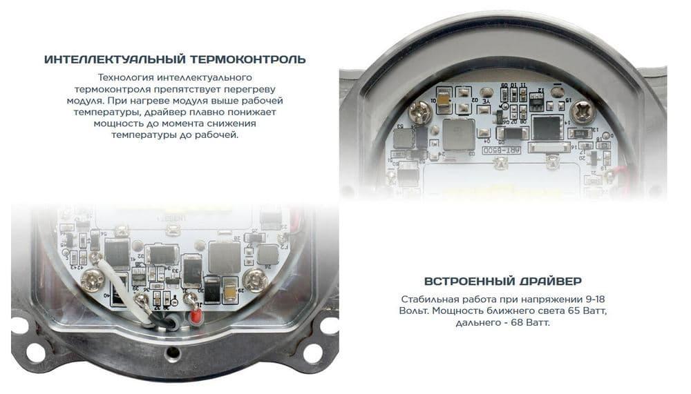 """Светодиодные Линзы AMS Bi-LED i5s Matrix 3"""" Светодиодные Линзы AMS Bi-LED i5s Matrix 3″ Pro"""