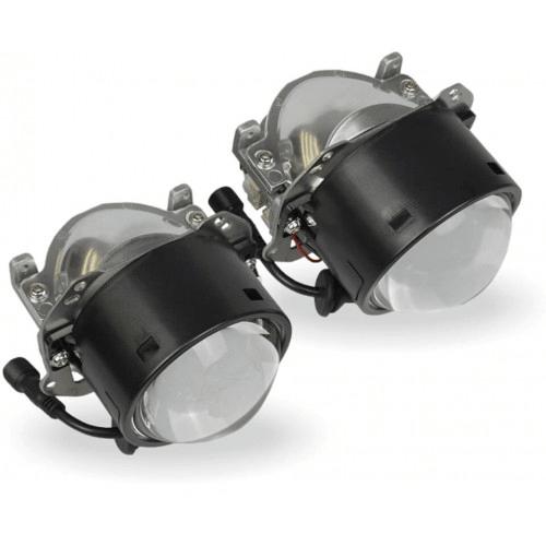 """Автомобильные линзы AMS Bi-LED i4 3"""" Автомобильные линзы AMS Bi-LED i4 3″"""