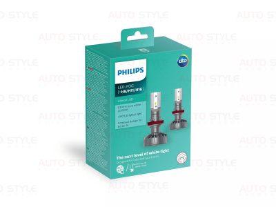 LED лампа Philips Ultion +160% H8/H11/H16 11366ULWX2 (2 шт.)