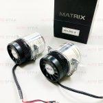Автомобильные LED линзы AMS Bi-LED i5 Matrix 3″