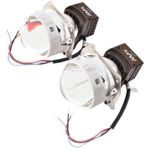 Автомобильные линзы AMS Bi-LED Z7 3″