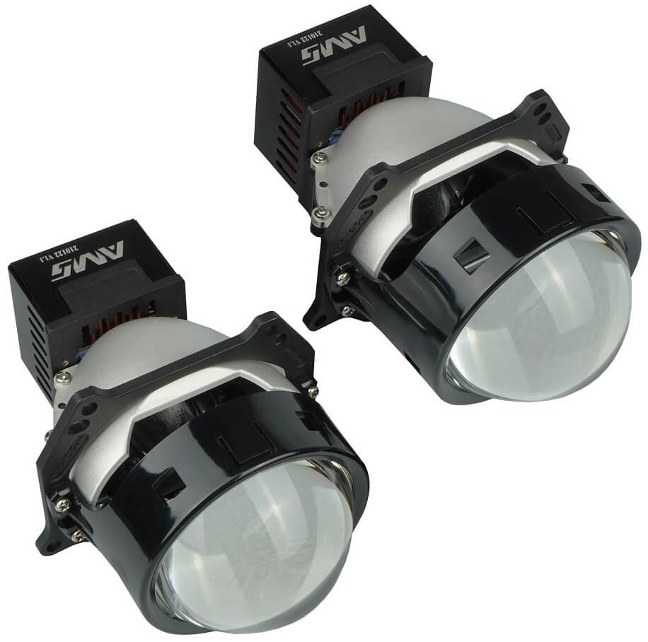 AMS BI-LED Z8 Светодиодные линзы AMS BI-LED Z8 3″