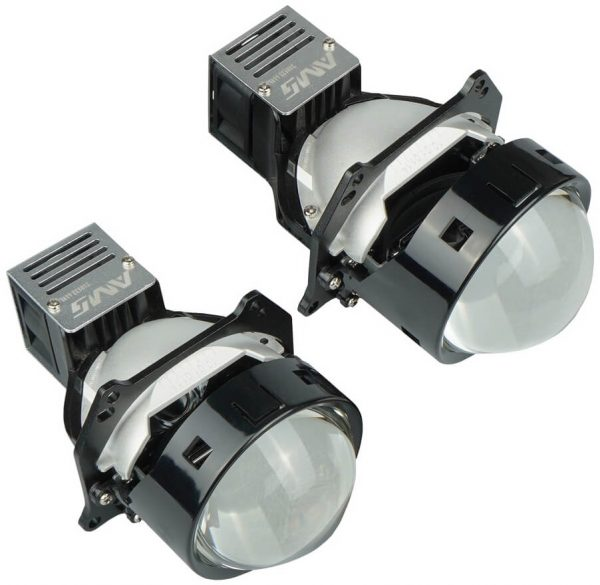 "AMS BI-LED Z9 3"" Светодиодные линзы AMS BI-LED Z9 3″"
